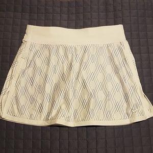 Nike golf tennis skirt